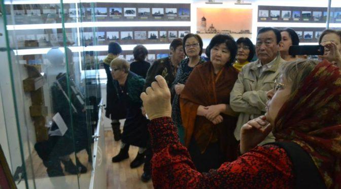 Музей истории Православия в Якутии посетили руководители школьных музеев