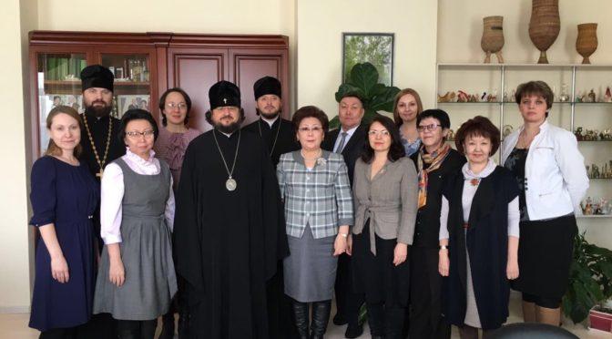 Начала работу Республиканская конкурсная комиссия Всероссийского конкурса «За нравственный подвиг учителя»