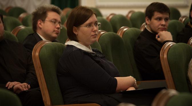 Преподаватель Якутской семинарии участвовал в курсах повышения квалификации в Московской духовной академии