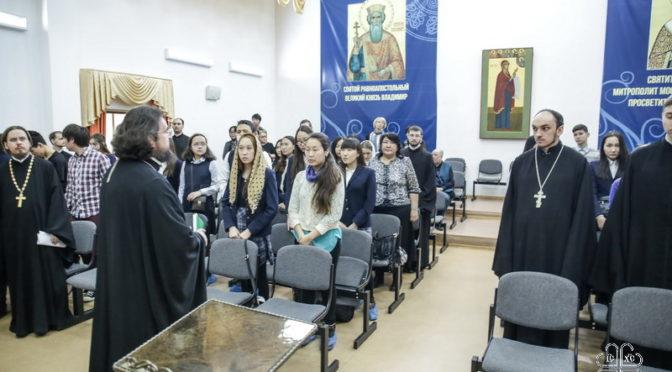 Открытые двери: Якутская духовная семинария принимает гостей