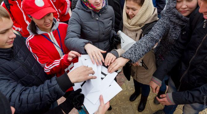 В Якутске состоялся городской квест «По стопам святителя Иннокентия»