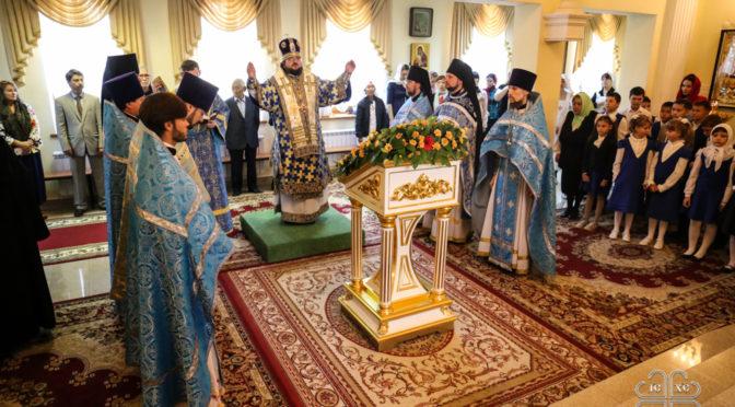 Учебный год в Якутской духовной семинарии начался с молитвы