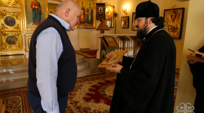 Якутскую семинарию посетил главный федеральный инспектор по Якутии