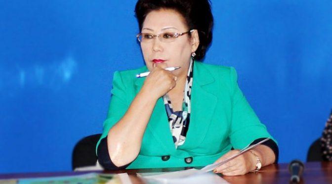 Министр образования Республики Саха (Якутия) приветствует участников Дальневосточного Свято-Иннокентьвского форума