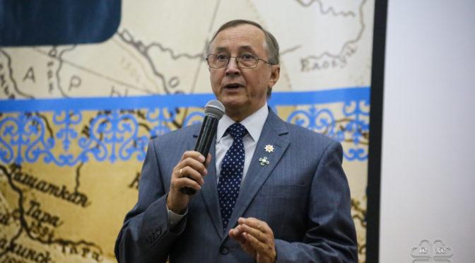 В Якутской духовной семинарии состоялись встречи с Народным артистом России Николаем Бурляевым