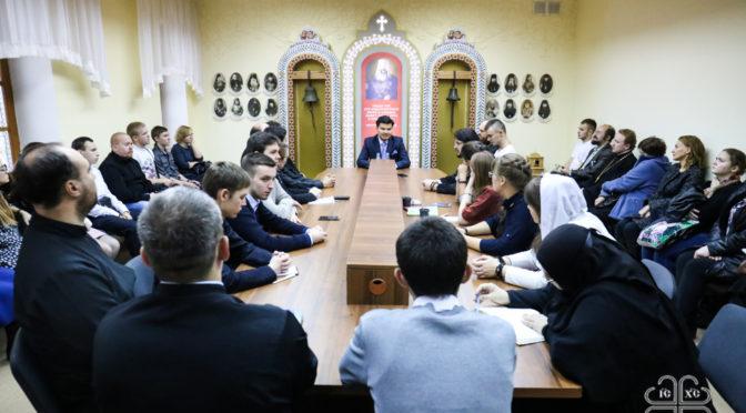Участники Свято-Иннокентьевского форума познакомились с дипломатической деятельностью Русской Православной Церкви