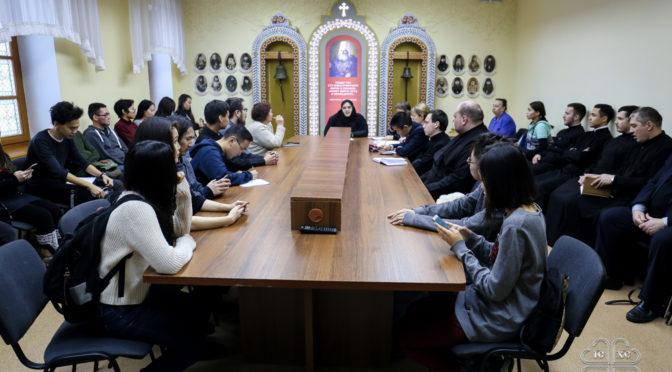 В Якутской духовной семинарии прошел круглый стол по вопросам свободы совести в послереволюционной России