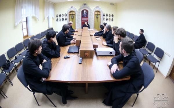 В день памяти Усекновения главы Иоанна Предтечи в семинарии прошли мероприятия, посвященные Дню Трезвости