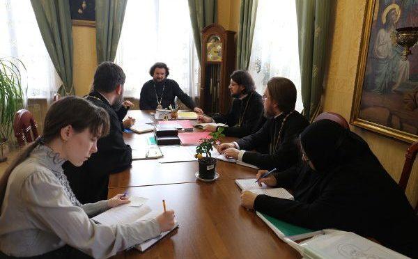 Состоялось совещание по подготовке первого этапа всероссийского конкурса «За нравственный подвиг учителя»