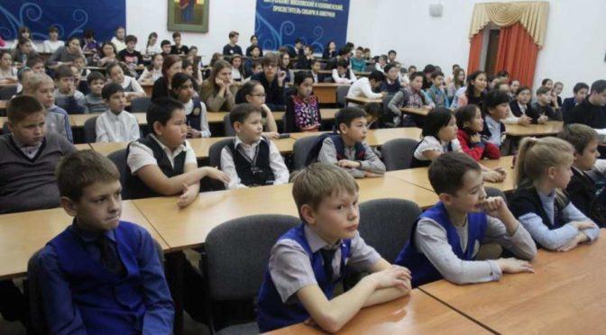 В Якутске пройдет III олимпиада для школьников по Основам православной культуры