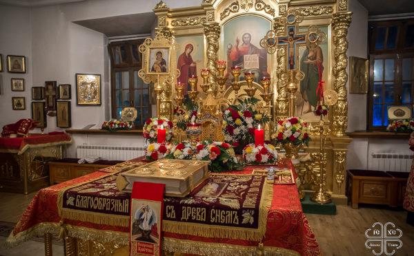 Пасхальные поздравления от Учебного комитета и Курской духовной семинарии