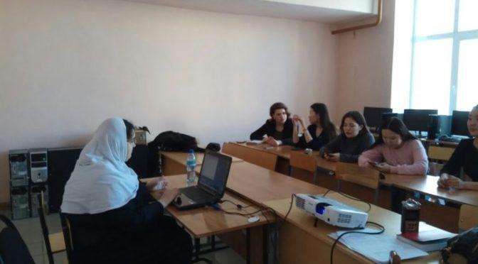 Сотрудничество с факультетом журналистики СВФУ