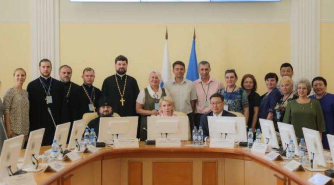 Эксперты всероссийского конкурса «За нравственный подвиг учителя» посетили Якутскую духовную семинарию