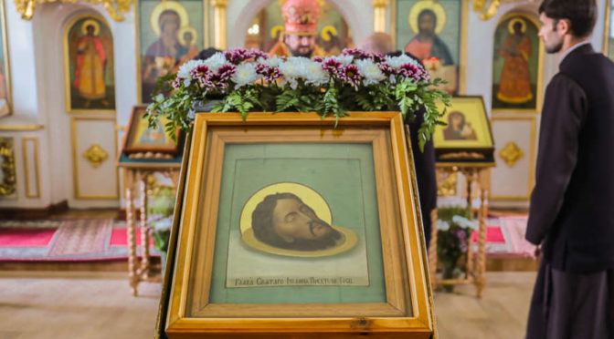 В день памяти Усекновения главы Иоанна Предтечи в Якутской духовной семинарии прошли просветительско-воспитательные мероприятия в рамках всероссийского Дня Трезвости.
