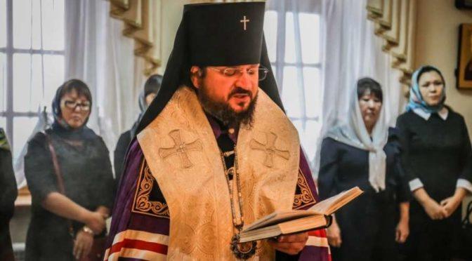 В Якутской духовной семинарии молитвенно почтили память преосвященного Дионисия (Хитрова)