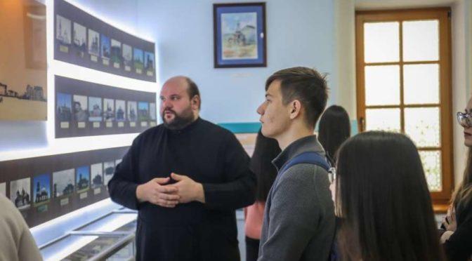 Семинария принимает гостей из Северо-Восточного федерального университета