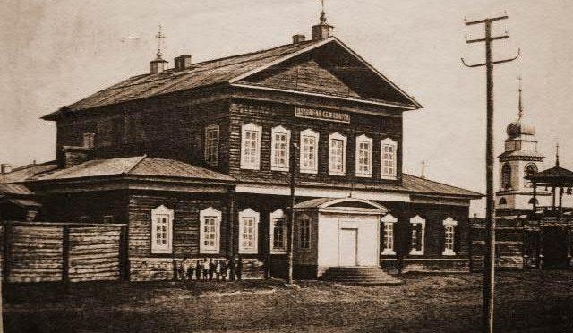 К 160-летию Якутской духовной семинарии