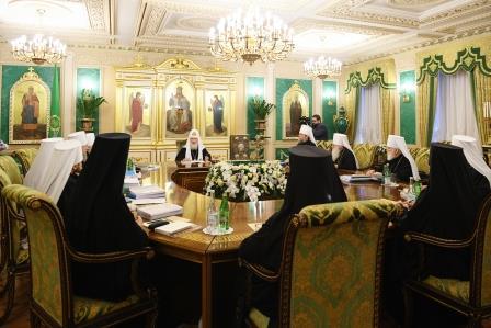 Ректор Якутский духовной семинарии примет участие в работе Священного Синода
