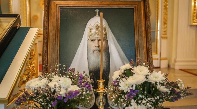 В Якутской духовной семинарии почтили память Патриарха Алексия II