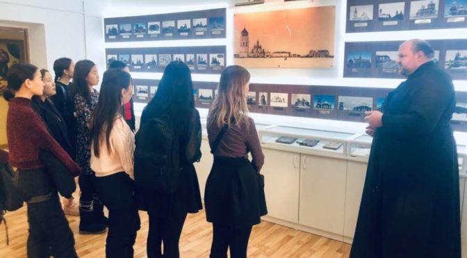 Студенты Якутского педагогического колледжа посетили Семинарию