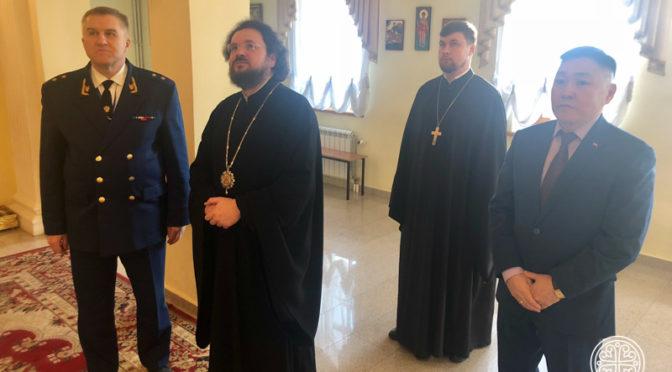 Заместитель Генерального прокурора Российской Федерации посетил Якутскую духовную семинарию