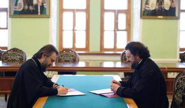 Якутская духовная семинария и Московская духовная академия подписали договор о сотрудничестве