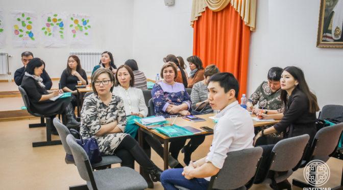 Методический центр организации социального обслуживания провел семинар на базе Якутской духовной семинарии
