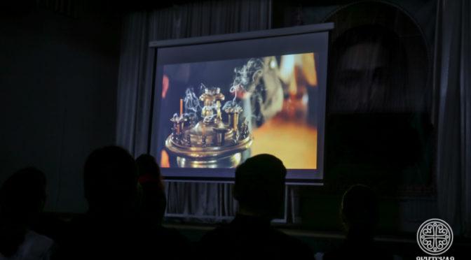 В Якутской духовной семинарии прошел мастер-класс по режиссуре