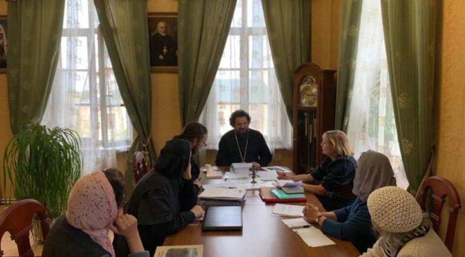 Готовится к изданию сборник избранных трудов епископа Иакова (Домского)
