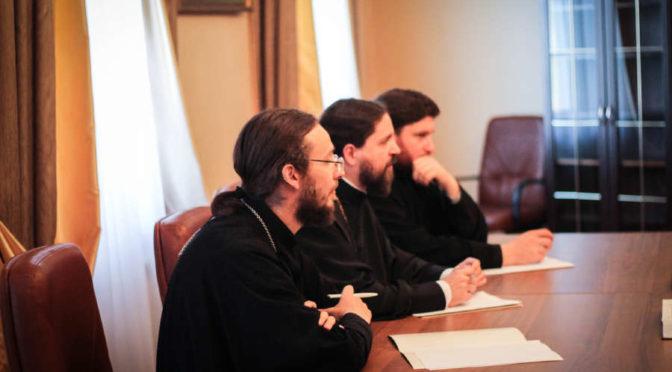 Начался прием документов для поступления в Якутскую духовную семинарию