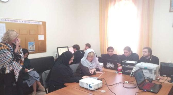Состоялся научно-методический семинар для преподавателей Якутской духовной семинарии