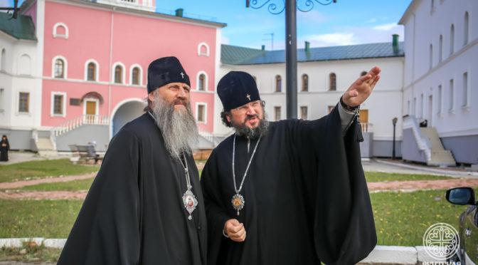 Митрополит Хабаровский и Приамурский Артемий посетил Якутскую духовную семинарию