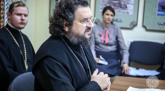 В Якутской духовной семинарии прошло совещание по подготовке к Рождественским чтениям