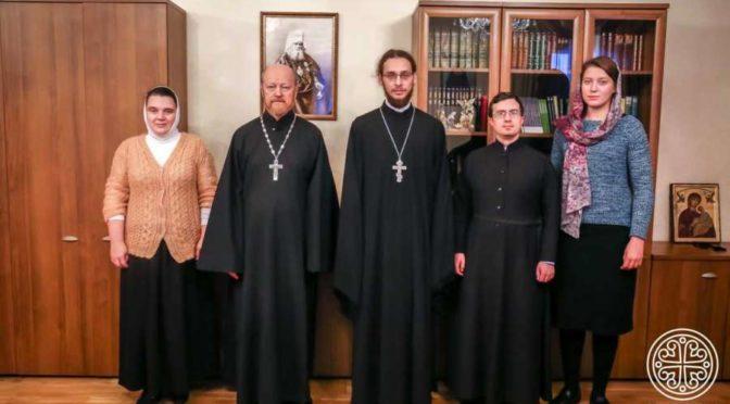 Прошла инспекционная проверка Якутской духовной семинарии