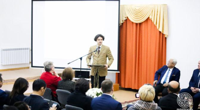 В рамках Рождественских чтений в Якутской духовной семинарии прошли лекции кандидата исторических наук А.Л. Беглова
