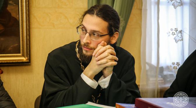 Состоялась защита кандидатской диссертации проректора по воспитательной работе иеромонаха Тихона (Воробьева)