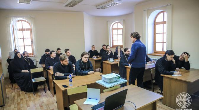 В Якутской духовной семинарии прошел спецкурс по истории русского православного прихода