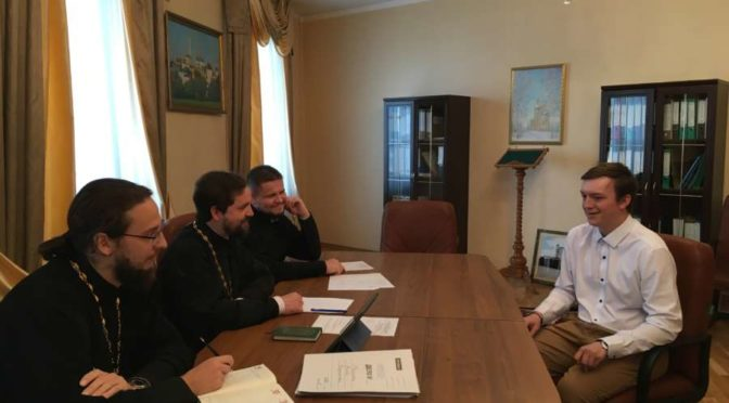 В Якутской духовной семинарии прошли вступительные экзамены