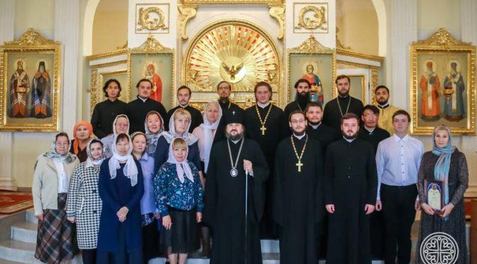 Начало нового учебного года в Якутской духовной семинарии