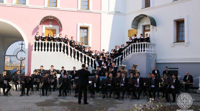 В Якутской духовной семинарии прошел праздничный концерт посвященный Дню города