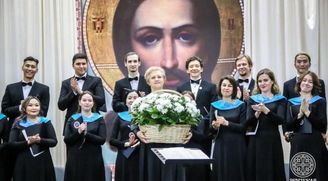 В Якутской духовной семинарии прошел концерт посвященный 150-летию учреждения Якутской епархии