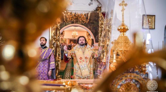 Богослужения в воскресенье Торжества Православия
