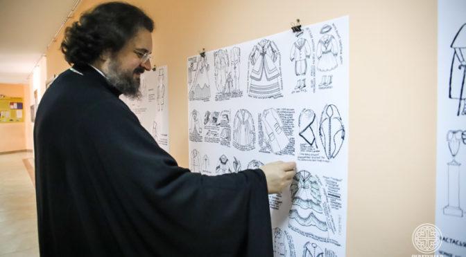 В Якутской духовной семинарии представлена выставка, посвященная творчеству Ф.М. Достоевскому