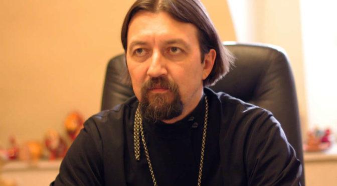 Приветственный адрес Председателя Учебного комитета протоиерея Максима Козлова