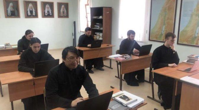 Студенты Якутской духовной семинарии стали слушателями научно-практической конференции