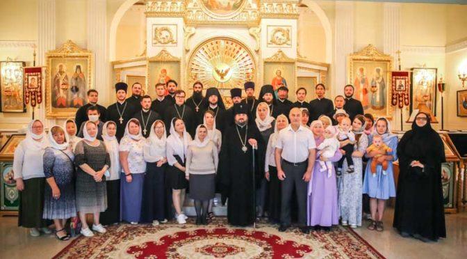 В Якутской духовной семинарии состоялся выпускной акт