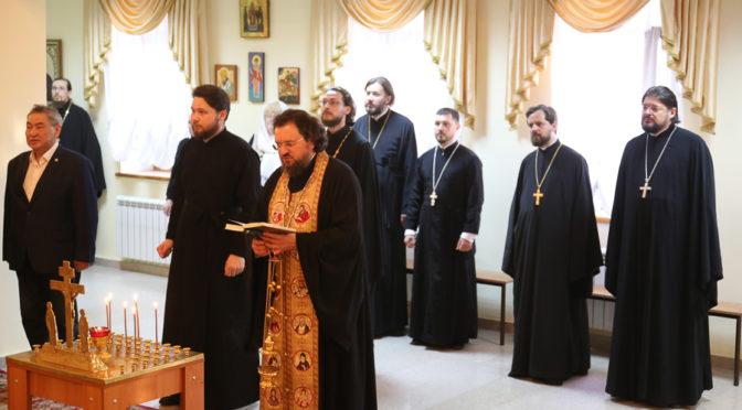 В Якутской духовной семинарии прошел вечер памяти Д. К. Сивцева (Суоруна Омоллоона)